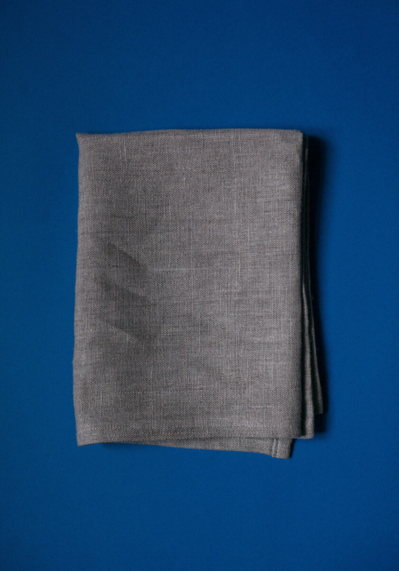 Linen tea towel / basic