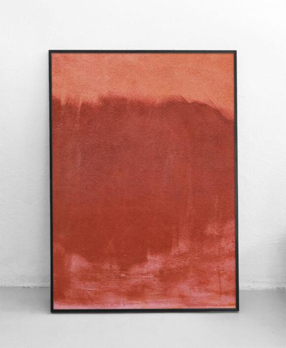Wall series – no. 03 (Verona) / print on paper