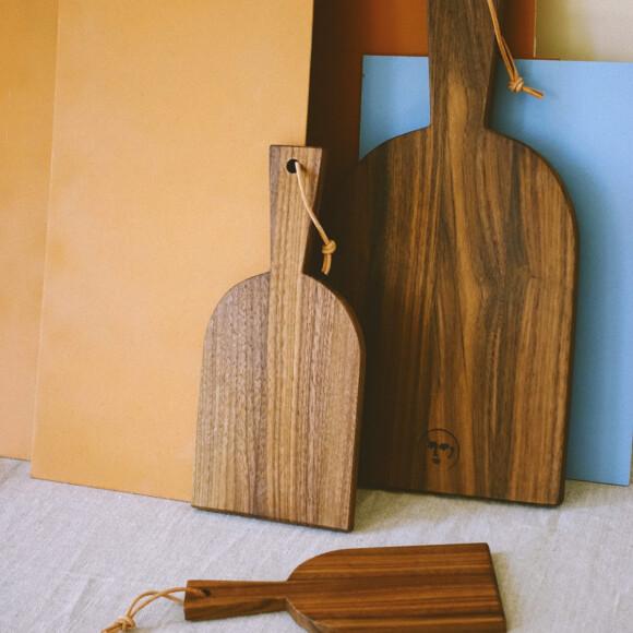 Wooden cutting board / Black Walnut