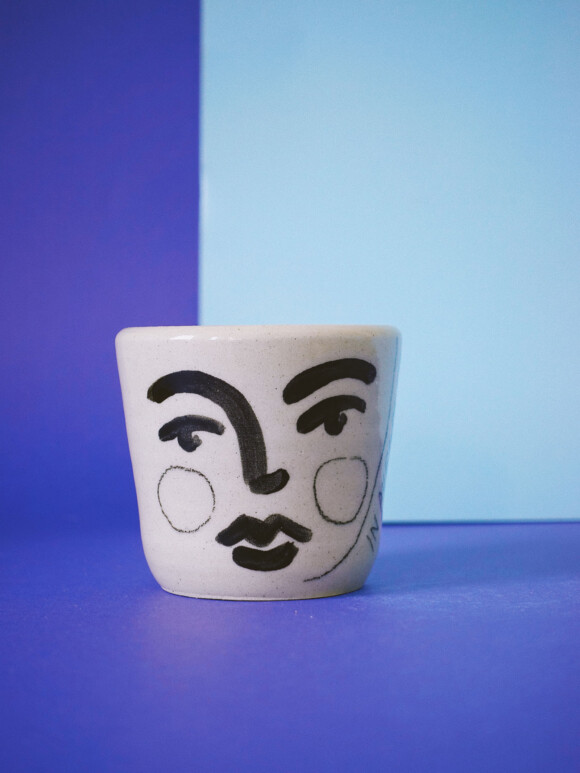 Small Faces cup / Limited edition no.23