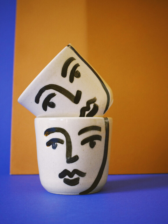 Small Faces cup / Limited edition no.1