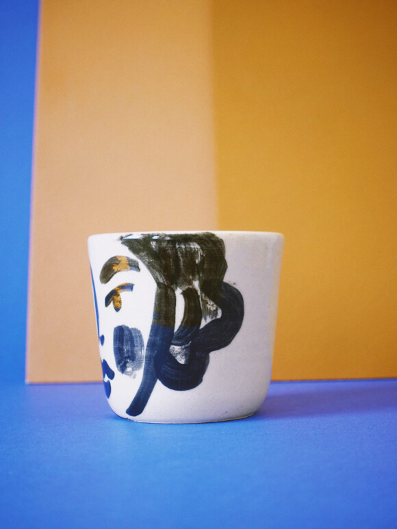 Small Faces cup / Limited edition no.8