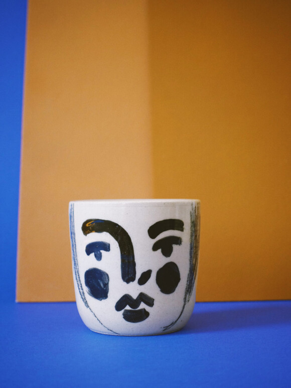 Small Faces cup / Limited edition no.9