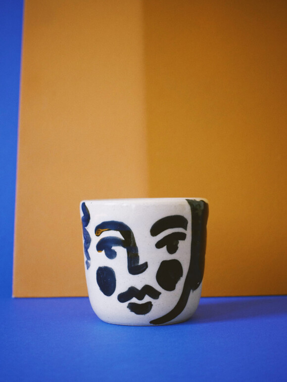 Small Faces cup / Limited edition no.12