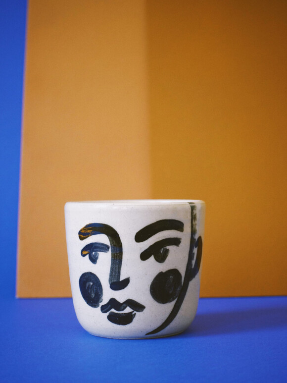 Small Faces cup / Limited edition no.10