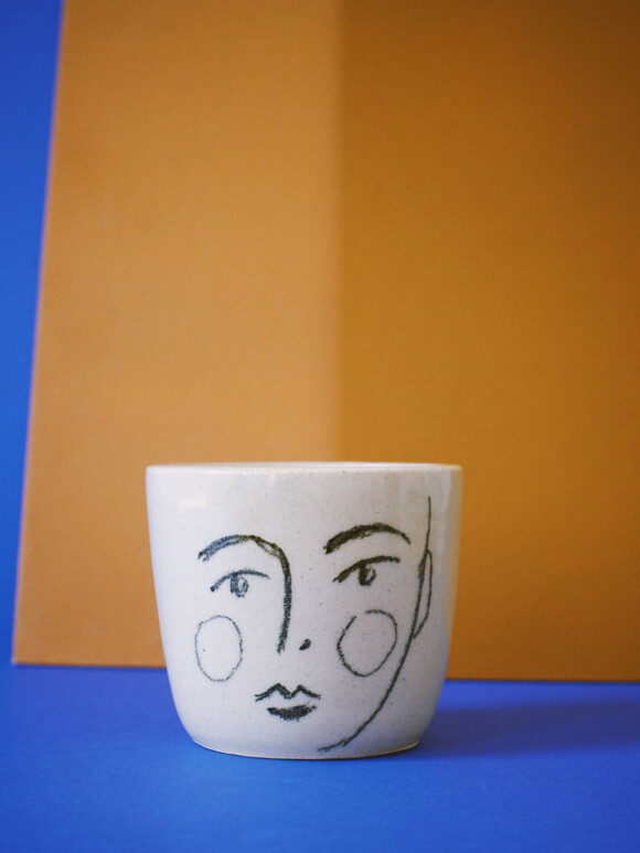 Small Faces cup / Limited edition no.11