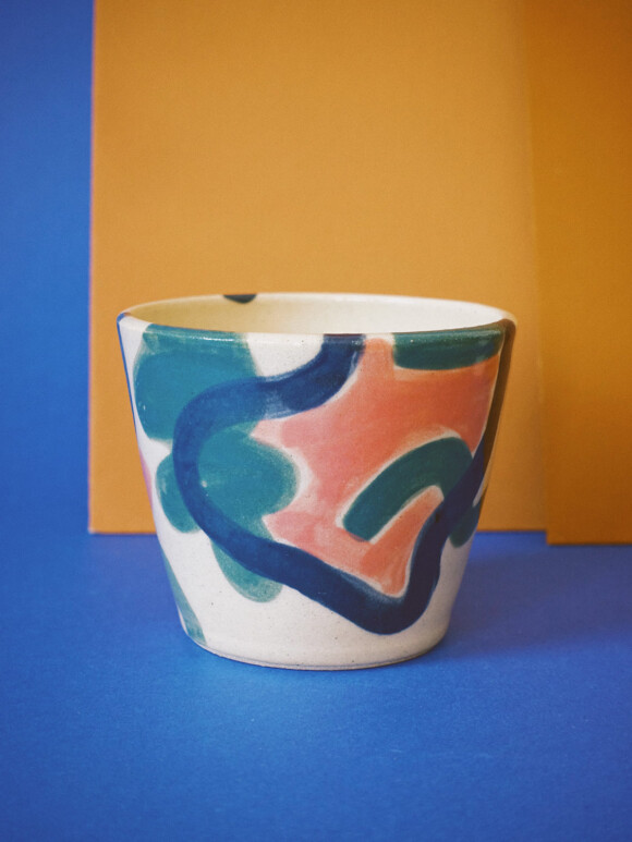 Medium Colourful mug / Limited edition no.15