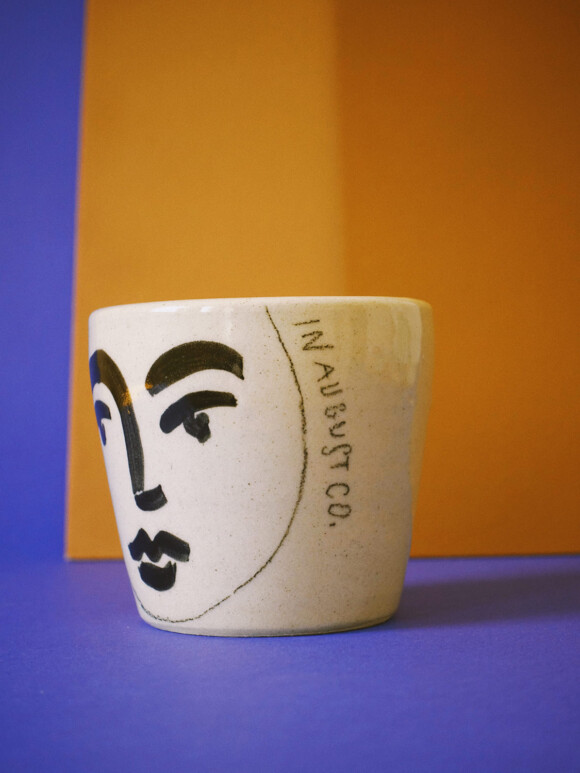 Medium Faces mug / Limited edition no.2