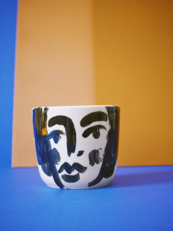 Small Faces cup / Limited edition no.13