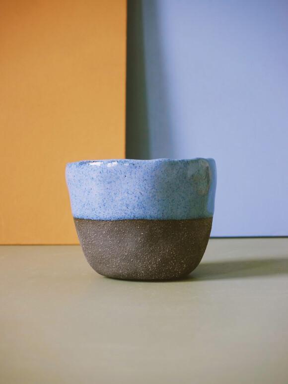 Blue mug / Limited edition no.49