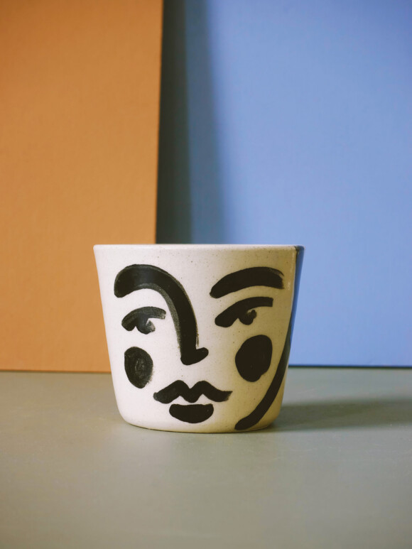 Small Faces cup / Limited edition no.42