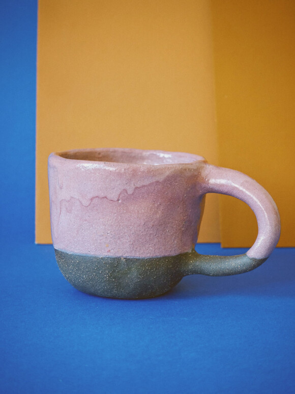 Pink mug / Limited edition no.22