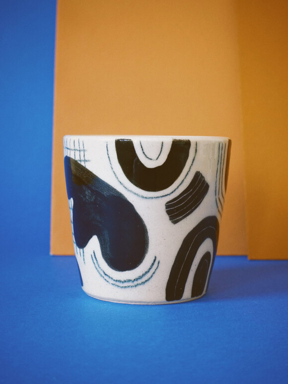 Medium Shapes mug / Limited edition no.3