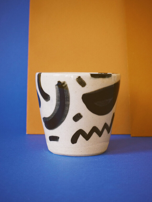 Medium Shapes mug / Limited edition no.19