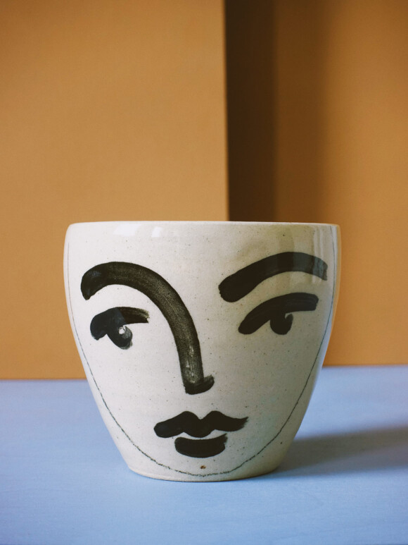 Medium Faces mug / Limited edition no.50