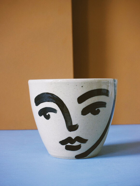 Medium Faces mug / Limited edition no.16