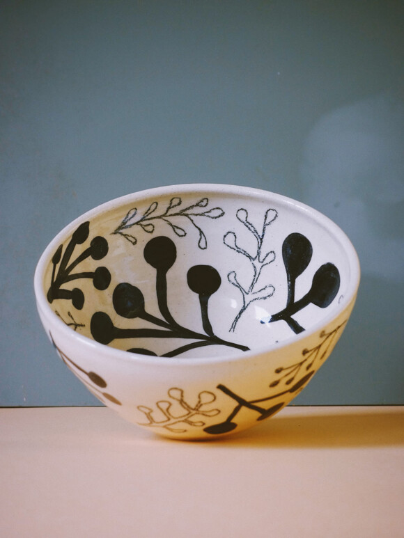 Autumn breakfast bowl / Limited edition no.69