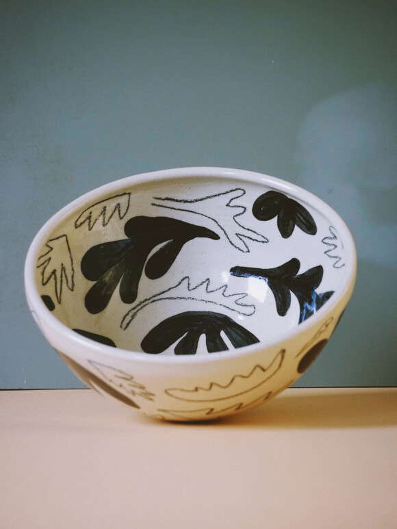 Autumn breakfast bowl / Limited edition no.70